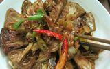 Tin tức - Món chay tháng Vu lan: Mít non kho tộ cho bữa cơm thêm đậm đà