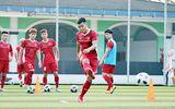 Tin tức - Olympic Việt Nam luyện đá penalty quyết đấu Nhật Bản