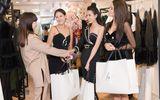 Tin tức - Phan Thị Mơ và các người đẹp quốc tế nhận quà đặc biệt từ Hoa hậu Hằng Nguyễn