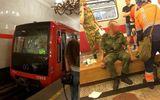 Video - Quân nhân Nga sống sót kỳ diệu sau khi lao đầu vào tàu điện