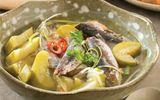 Tin tức - Cách nấu canh cá nục bầu chua dân dã chiêu đãi cả nhà