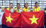 4 nữ VĐV Rowing bật khóc khi giành HCV đầu tiên cho Việt Nam tại ASIAD 18