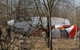 Nhà điều tra Ba Lan đến Nga điều tra mảnh vỡ máy bay rơi khiến cựu Tổng thống tử nạn