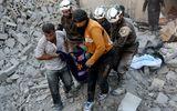 """""""Mây đen"""" bao phủ Syria: 44 trẻ em bị bắt cóc, 8 thùng vũ khí hóa học được chuyển tới"""