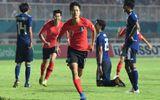 Sau 120 phút thi đấu, Olympic Hàn Quốc bảo vệ thành công tấm HCV Asiad