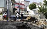 Hiện trường động đất 6,7 độ Richter làm rung chuyển Nhật Bản, ít nhất 32 người mất tích