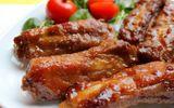 Món ngon mỗi ngày: Ứa nước miếng với món sườn sốt chanh leo