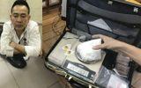 """Triệt phá đường dây mua bán ma túy """"khủng"""" ở Hà Nội, tạm giữ 4 nghi phạm"""