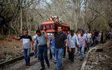 Phát hiện 32 mộ tập thể chôn ít nhất 166 người ở Mexico
