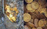 Công nhân Ý đào được hũ vàng trị giá hàng triệu đô dưới nền nhà hát cũ