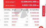 Kết quả xổ số Vietlott hôm nay 13/9/2018: Jackpot hơn 53 tỷ sẽ về tay ai?