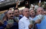 """5 đồng tiền trở nên """"mong manh"""" do chiến tranh thương mại Mỹ - Trung"""