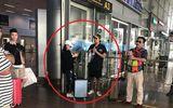 Hé lộ hình ảnh Cát Phượng xuất hiện cùng kiều Minh Tuấn tại sân bay