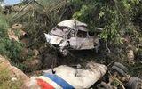 Khởi tố vụ xe bồn đâm xe khách khiến 13 người tử vong ở Lai Châu