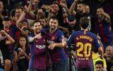 Tin tức - Kết quả cúp C1 ngày 18/9: Liverpool thắng nghẹt thở, Barca đại thắng nhờ Messi
