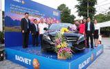 """Kinh doanh - Bảo Việt trao xe Mercedes-Benz C200 cho khách hàng tham gia chương trình """"Mùa hè sôi động"""""""