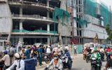 Tin tức - Hé lộ tình tiết bất ngờ vụ 3 công nhân rơi từ công trình cao tầng xuống đất