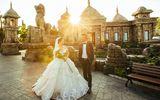 Đời sống - Xuất hiện thiên đường chụp ảnh cưới khiến các cặp đôi mê mẩn