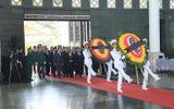 Tin tức - 1.500 đoàn trong nước, quốc tế đến viếng Chủ tịch nước Trần Đại Quang