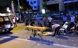 Nguyên nhân vụ rơi khung sắt công trình đè chết người đi đường ở Hà Nội