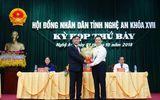 Nghệ An có tân Chủ tịch UBND trẻ nhất nước