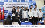 """Tổ chức giáo dục EAS Việt Nam công bố dự án """"Young Leadership for Student 2018 - 2022"""""""