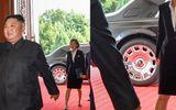 Nhà lãnh đạo Triều Tiên đi xe siêu sang Rolls Royce tới gặp Ngoại trưởng Mỹ