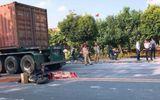 Thái Bình: Va chạm với xe container, nữ sinh cấp 3 tử vong tại chỗ