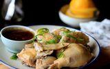 Món ngon mỗi ngày: Gà hấp gừng thơm lừng góc bếp