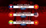 Tin tức - VOV chính thức đạt được thỏa thuận phát trực tiếp các trận đấu AFF Cup 2018
