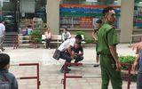 Hé lộ danh tính nghi phạm nổ súng bắn vợ tại chung cư ở Hà Nội