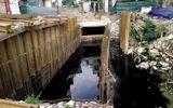 Tin tức - Hà Nội: Người dân Thụy Khuê khốn khổ vì sống cạnh mương ô nhiễm