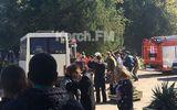 Tin tức - Đánh bom, xả súng khủng bố tại trường học Crimea: 70 người thương vong