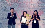"""TGĐ Vinamilk là người phụ nữ duy nhất được Forbes Việt Nam vinh danh với giải thưởng """"Thành tựu trọn đời"""""""