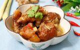 Tin tức - Món ngon mỗi ngày: Chân giò nấu giả cầy nóng hổi cho bữa cơm ngày se lạnh
