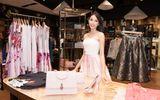 Tin tức - Nguyễn Thúc Thùy Tiên tất bật chuẩn bị hành trang dự Hoa hậu Quốc tế 2018