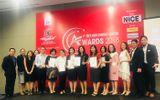 Cần biết - SeABank nhận giải thưởng Dịch vụ Chăm sóc khách hàng xuất sắc