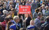 Tin thế giới - Gần 700.000 người tuần hành đòi bỏ phiếu lại về Brexit ở London