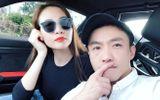 """Tin tức - Sau một năm yêu nhau, Đàm Thu Trang công khai gọi Cường Đô La là """"chồng chưa cưới"""""""