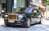 """Tin tức - """"Choáng"""" với Rolls-Royce Phantom rồng vàng 35 tỷ bất ngờ xuất hiện ở Hải Phòng"""