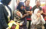 20 quan chức Indonesia có mặt trên chiếc máy bay Indonesia rơi xuống biển