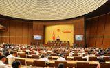 Sáng 5/11: Quốc hội thảo luận tại hội trường việc phê chuẩn Hiệp định CPTPP
