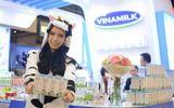 Các sản phẩm sữa của Vinamilk được người tiêu dùng ưa chuộng tại Hội chợ nhập khẩu quốc tế Trung Quốc lần thứ nhất tại Thượng Hải