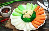 Món ngon mỗi ngày: Rau củ hấp đơn giản, ngọt mát