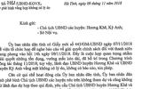 Tin tức - Không đi họp, 2 Chủ tịch huyện ở Hà Tĩnh bị yêu cầu giải trình