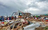Tin tức - Lốc xoáy kinh hoàng ở Gành Đá Đĩa, 13 du khách bị thương