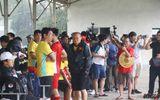 Tin tức - ĐT Việt Nam gặp rắc rối bất ngờ trong buổi tập đầu tiên ở Myanmar