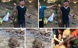 Tin tức - Truy tìm nam thanh niên giết thịt khỉ rừng dã man rồi đăng lên Facebook khoe chiến tích
