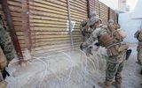 Tin thế giới - Lầu Năm Góc gây tranh cãi khi định chi 72 triệu USD triển khai quân đội dọc biên giới