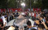 Hàng chục ngàn người đổ dồn về công viên Thống Nhất mục sở thị xe VinFast